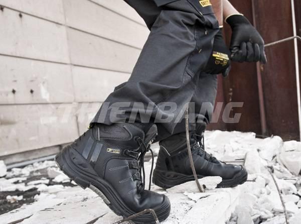 Đặc điểm nổi bật của giày bảo hộ lao động chất lượng tốt