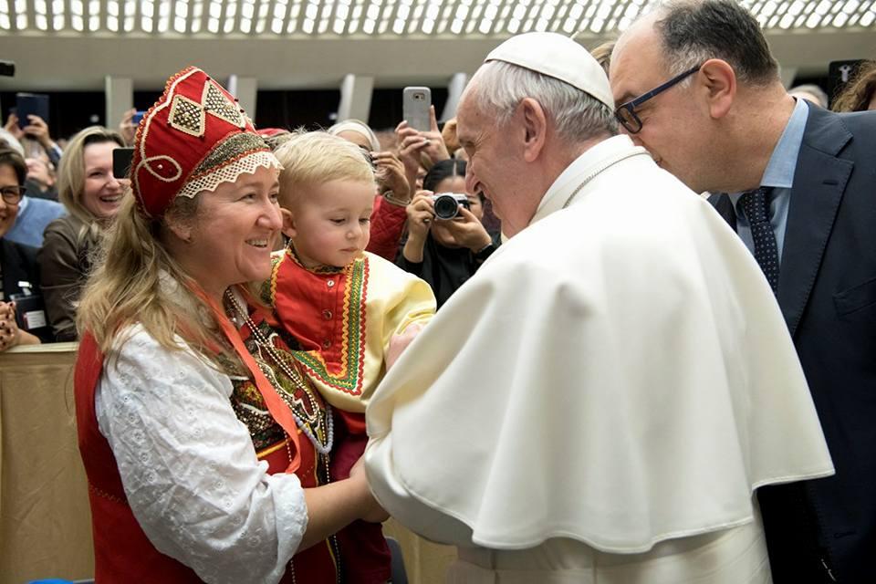 """Diễn từ của Đức Thánh Cha trong Buổi họp """"Kinh tế Hiệp thông"""" được tổ chức bởi Phong trào Focolare"""