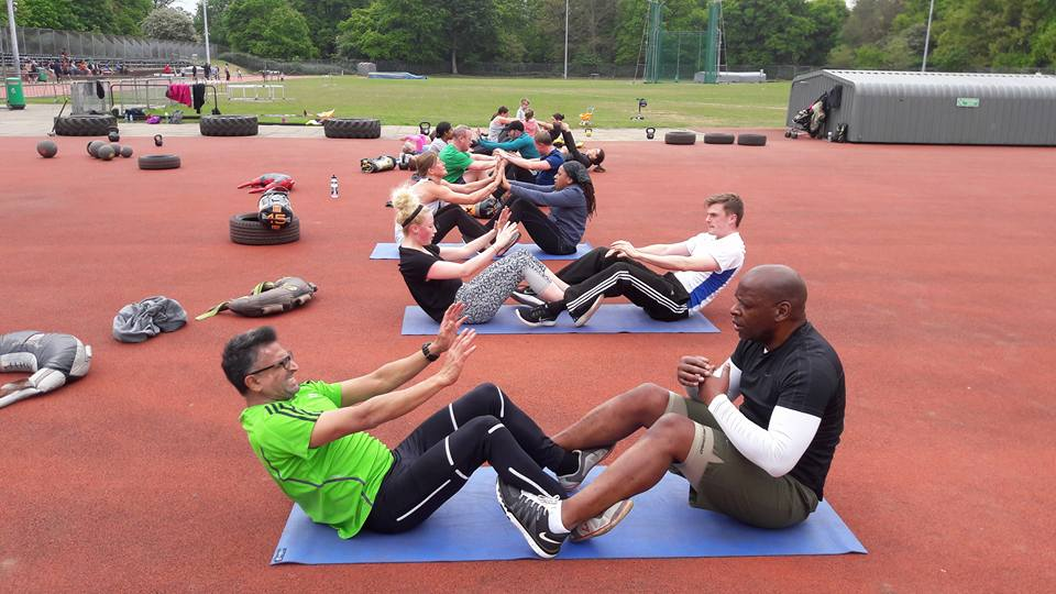 GoSweat Tooting Boot camps | Reach4Fitness