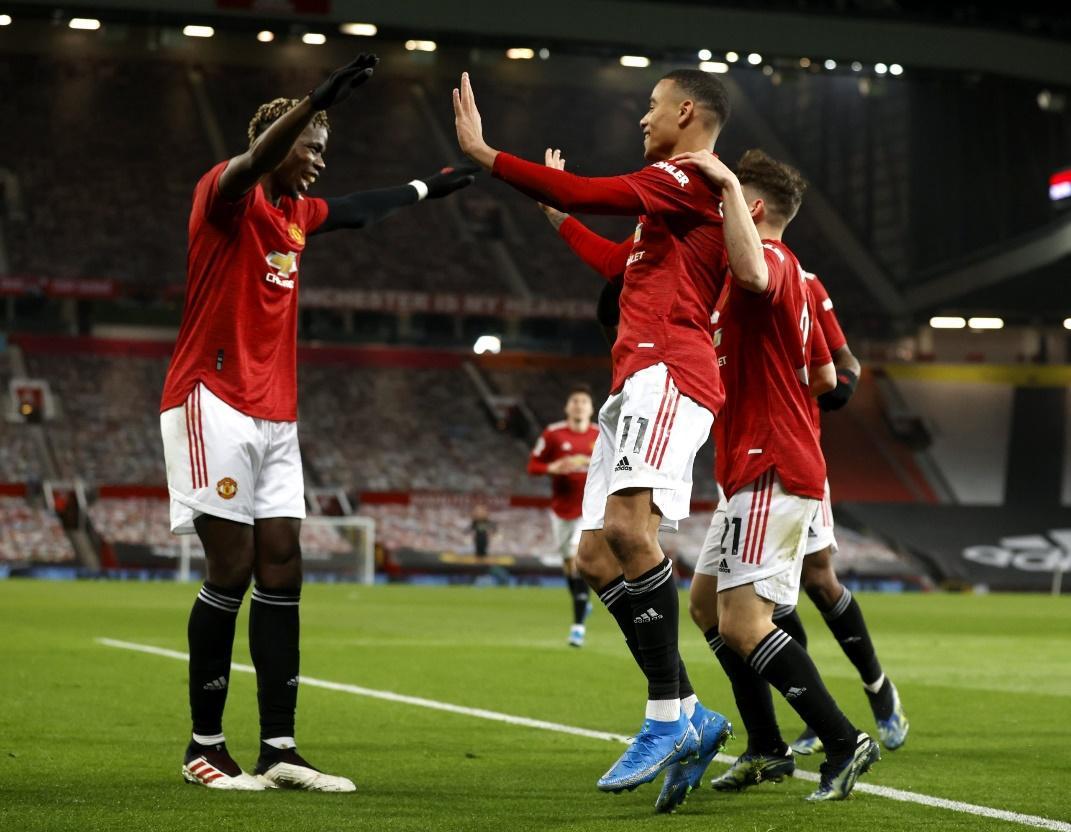 Man Utd đang chơi đầy ổn định tại Ngoại hạng Anh