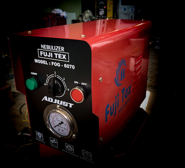 Bật mí các sản phẩm máy phun sương FUJITEX hot nhất 2021