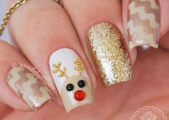 Veja no blog cinco cores de esmaltes pra você usar no natal, pois essa data é um dia muito especial, e as unhas merecem toda a atenção.