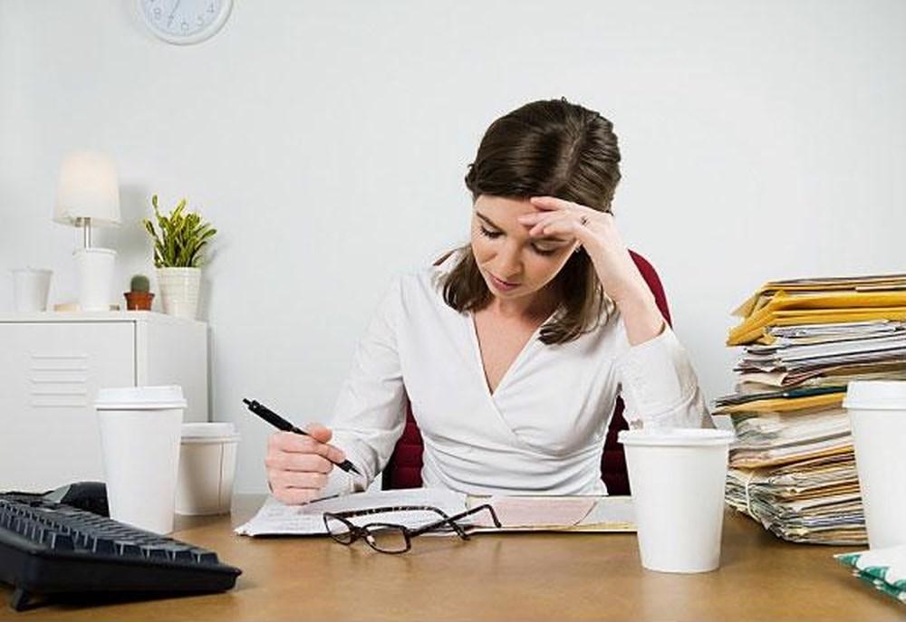 Căng thẳng sẽ làm bạn có mùi hôi miệng. (Ảnh quaBigVnn.com)