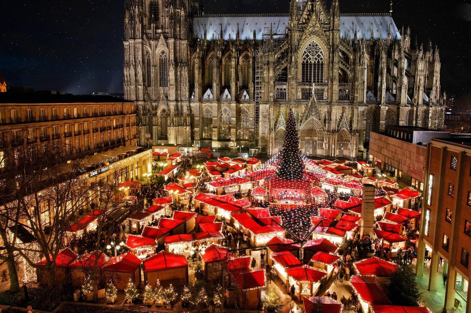 НаРождество вГерманию: Кельн— Бонн— Дюссельдорф— Брюль - 2
