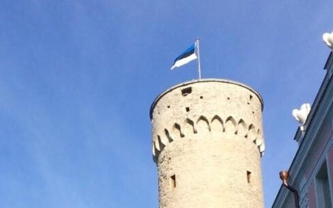 В День восстановления независимости Эстонии можно будет посетить башню  Длинный Герман | Эстония | ERR