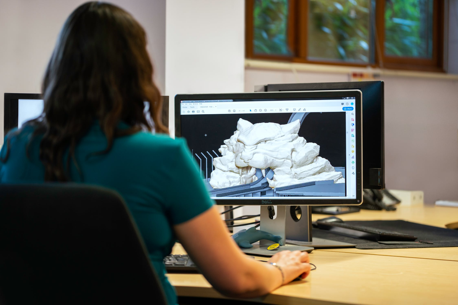 3D modelling in the advertising industry
