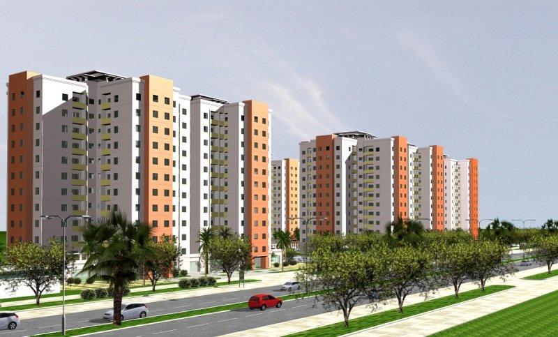 Các dự án chung cư tại Đông Tăng Long thu hút được rất nhiều người dân