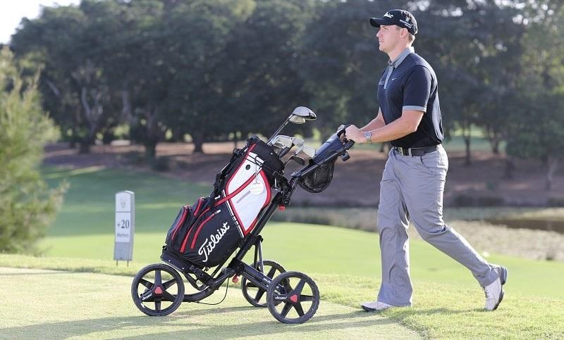 Mẫu xe đẩy Push Golf Buggy