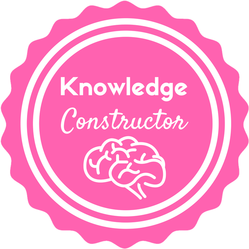Knowledge Constructor Badge