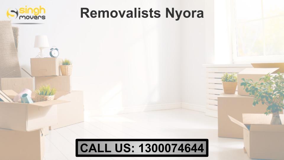 Removalists Nyora