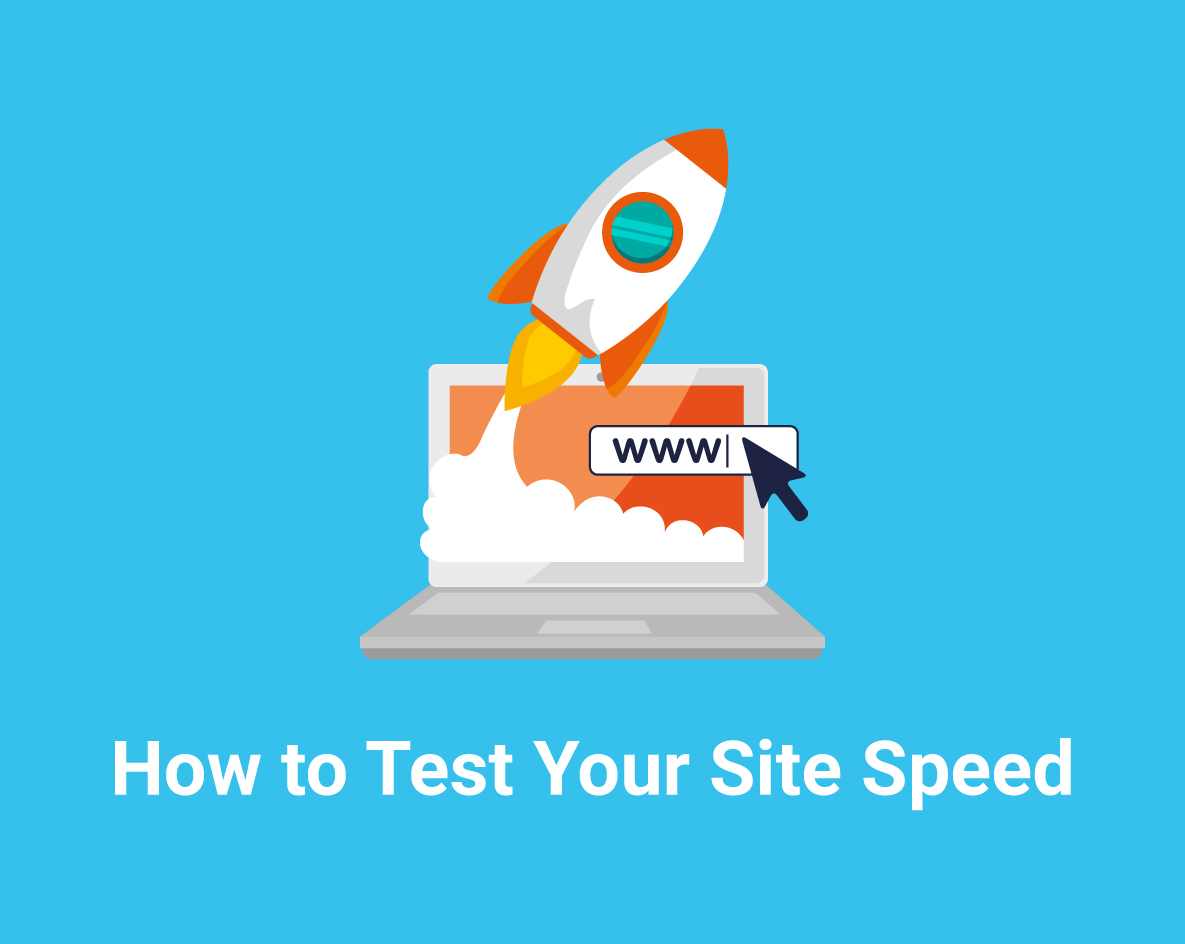 test your site speed