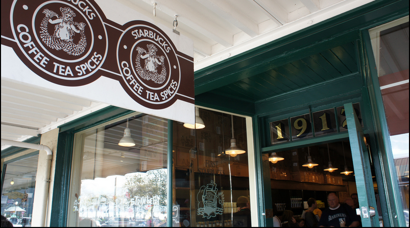 The Original Starbucks: What to do in Seattle's Pike Place Market