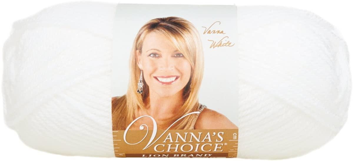 Lion Brand Vanna's Choice