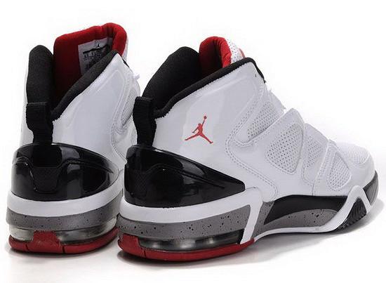 Jordan Ol' School IV White ...