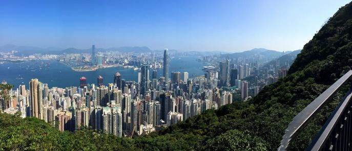 Hasil gambar untuk the peak hongkong