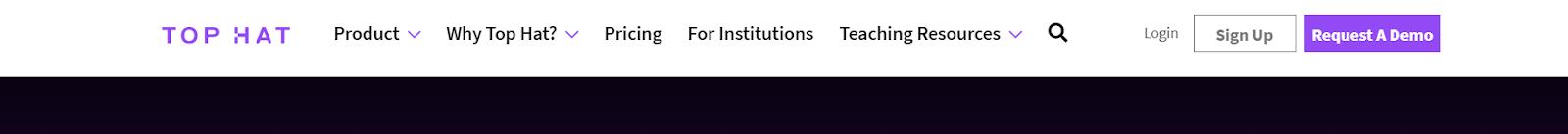 Screenshot of TopHat - Cohort Based Course Platform