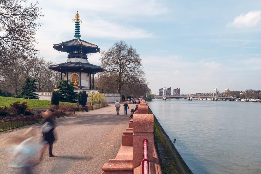 Parks in London - Battersea