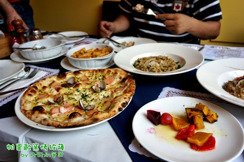 帕里歐窯烤披薩-福科店22