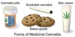 medical marijuana baked goods