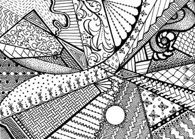 Drawing - BUHS Graphic Design