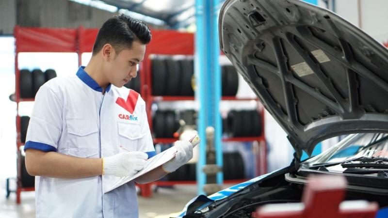 bengkel mobil CARfix Karang Tengah services
