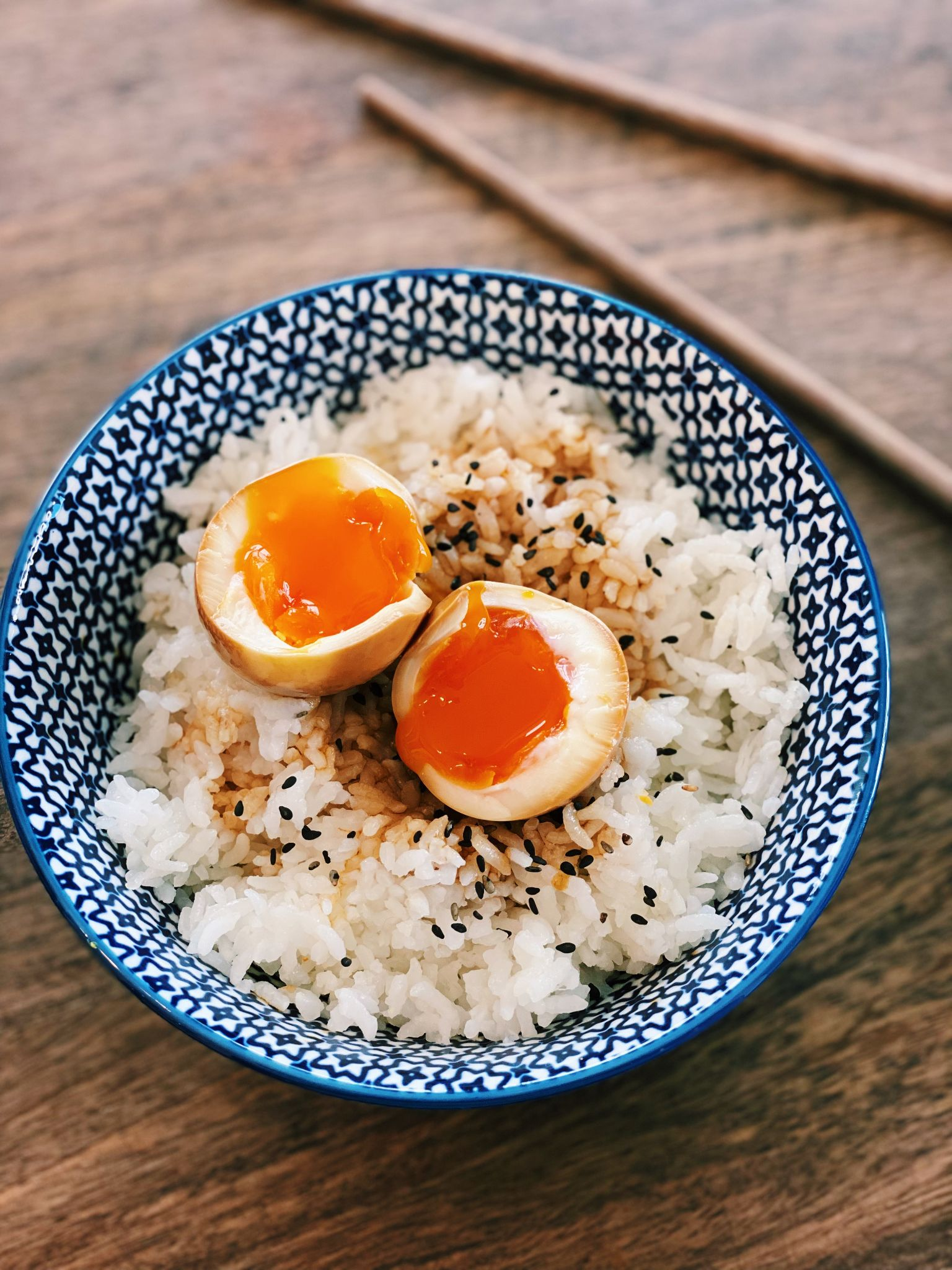 Ramen Eggs (4 Ingredients Only!)