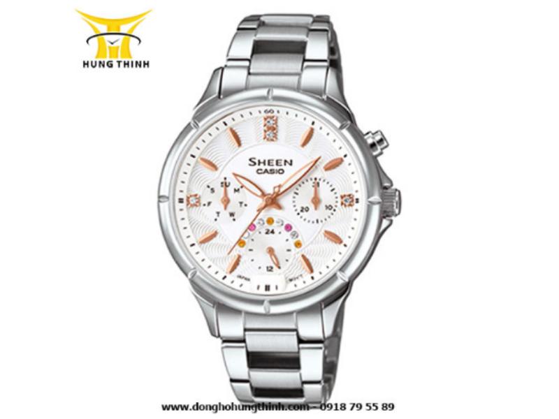 Một phong cách hoàn toàn mới lạ so với những dòng đồng hồ bên trên phù hợp cho những quý cô nữ tính, sang trọng