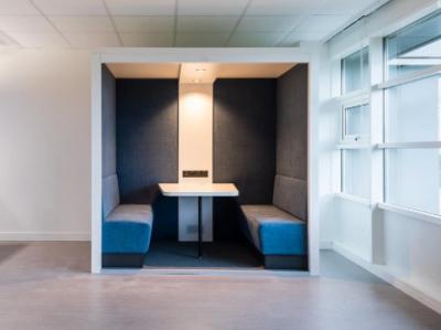 Comment intégrer à votre open-space des cabines acoustiques ?