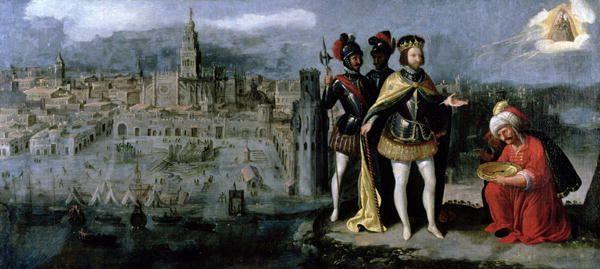 axataf-entregando-las-llaves-de-la-ciudad-al-rey-san-fernando-francisco-pacheco-s-xvi_