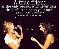 Un verdadero amigo