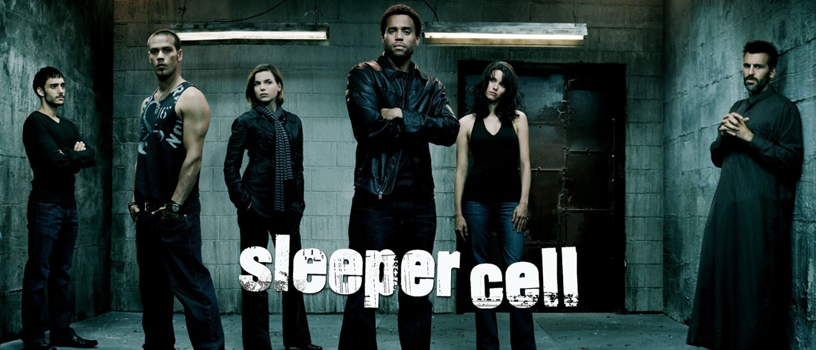 Sleeper Cell on Showmax