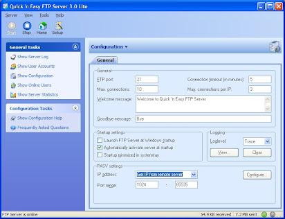 Lite ftp server windows