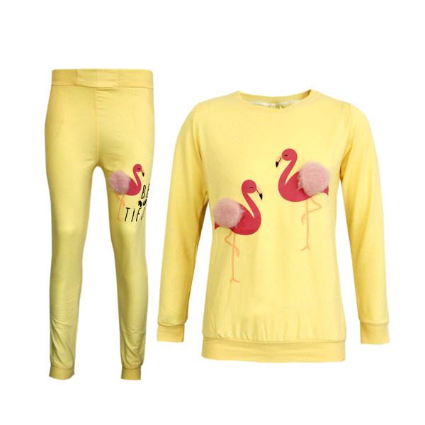 ست تی شرت و شلوار زنانه کد 100201170t