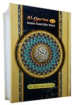 Al-Qur'an (ku) - Mushaf dengan Tajwid Blok Warna | RBI