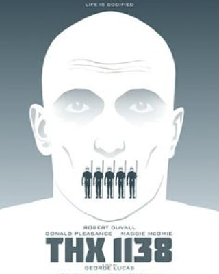 THX 1138 (1970, George Lucas)