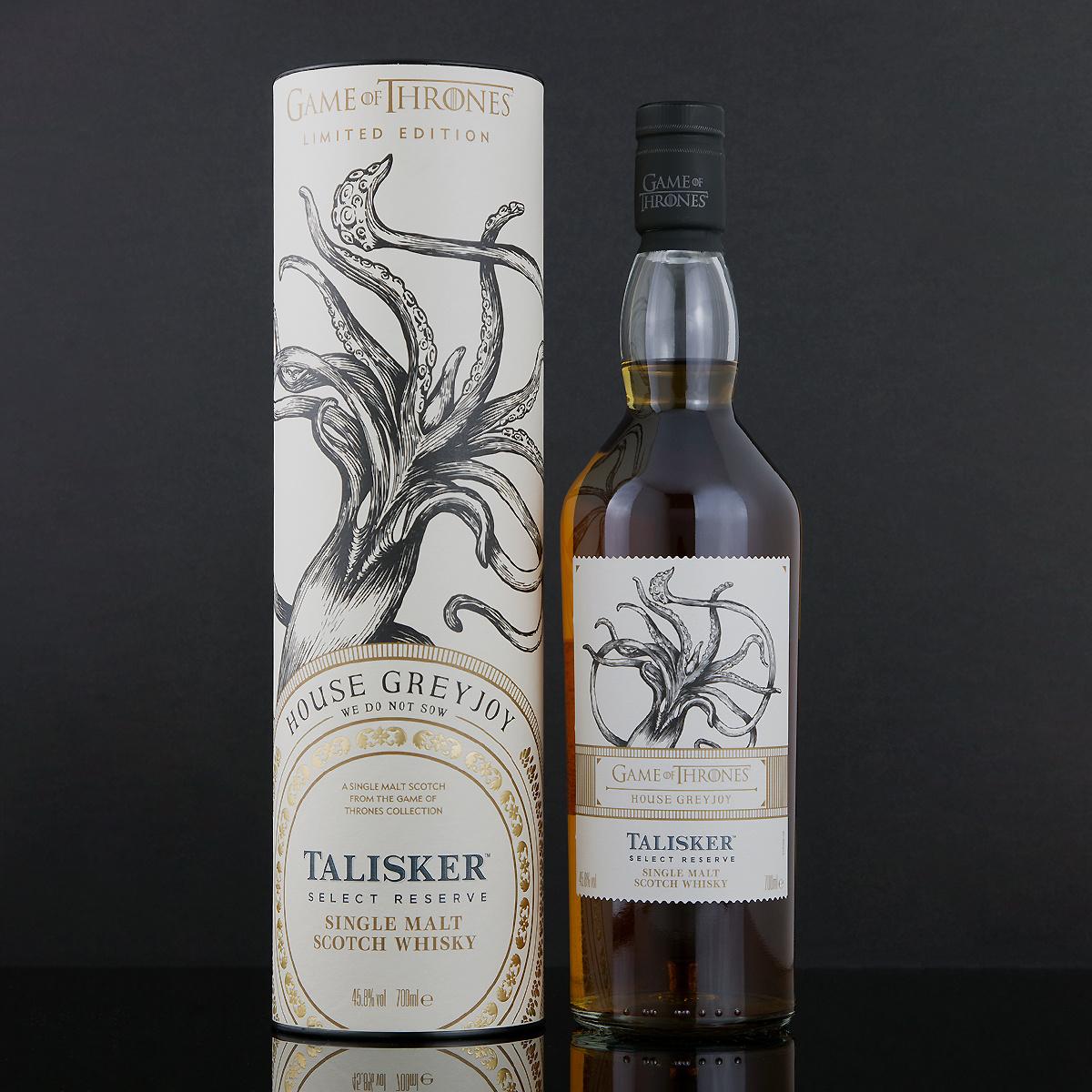 got whisky talisker