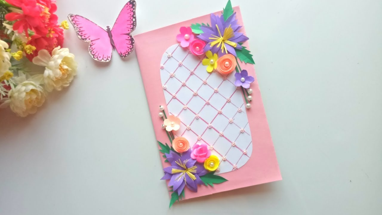 how to make your handmade cards look amazing