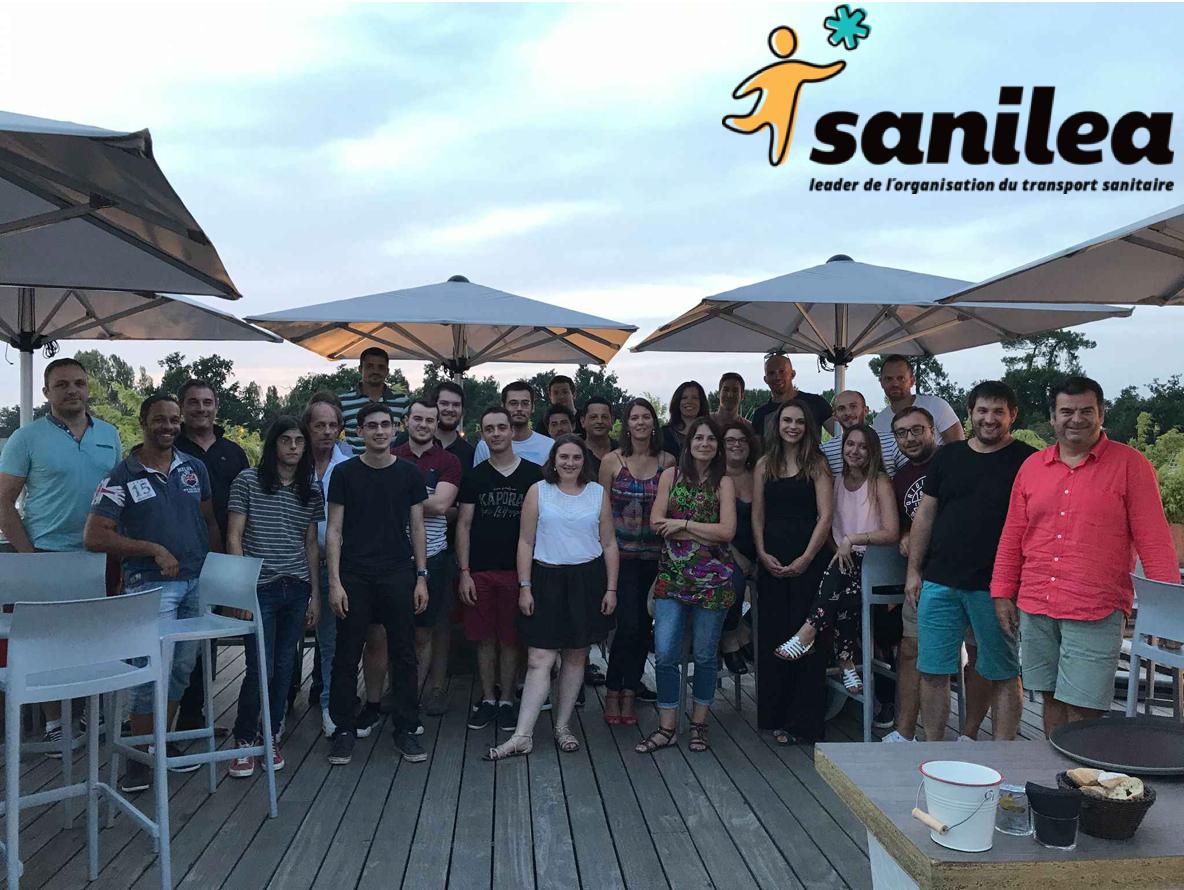 Sanilea start-up santé Limoges transport sanitaire