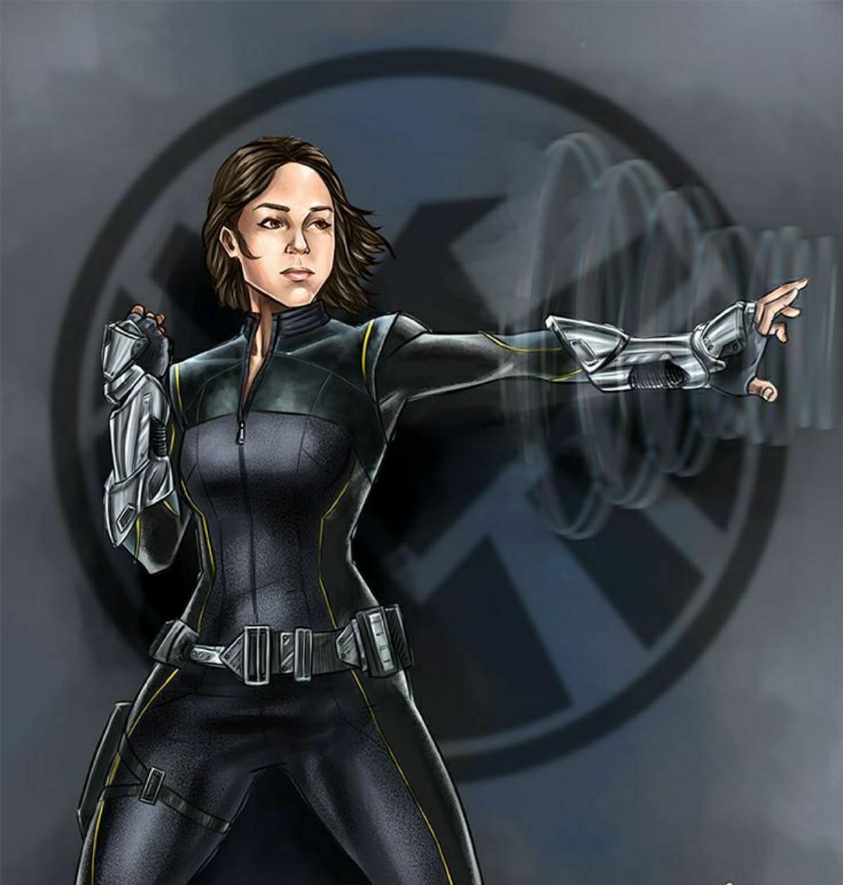 Quake aka Agent of S.H.I.E.L.D