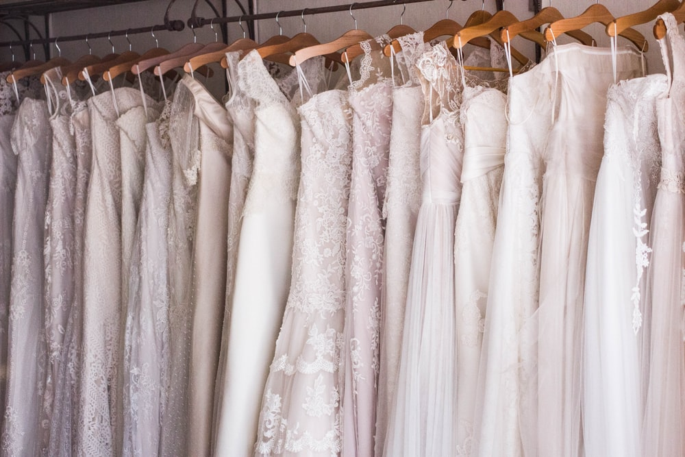 Top Ten Things To Consider For Wedding Dress Shopping