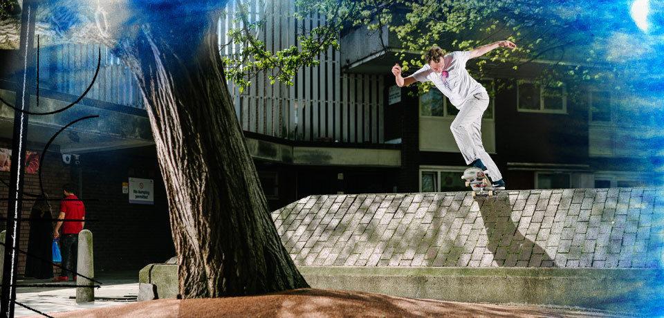 Isle Skateboards Nick Jensen
