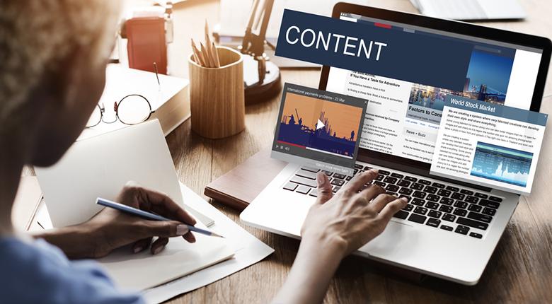 hướng dẫn SEO website xây dựng nội dung website