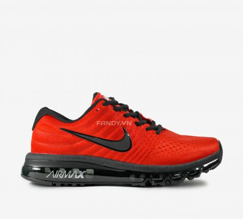 Nike Air Max 2017 Red/ Black