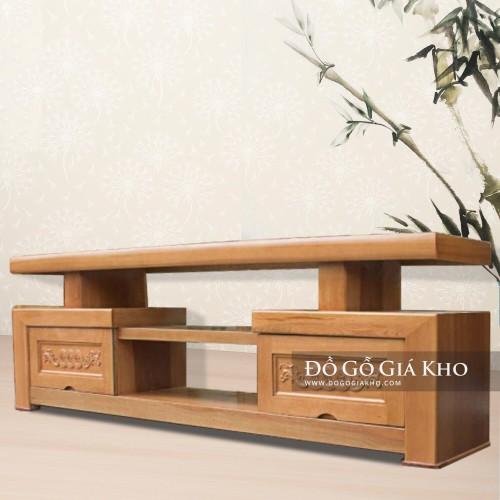 Kệ Tivi gỗ Song Mã kiểu Nhật TV050