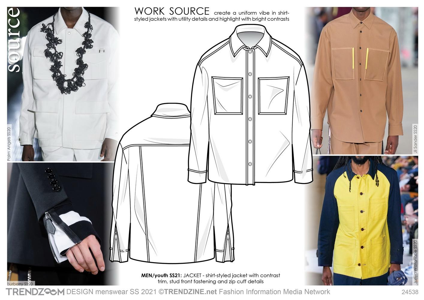 Trendzoom Design Menswear Spring Summer 2021 Trends 1233506