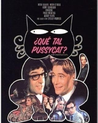 ¿Qué tal gatita? (1965, Clive Donner)