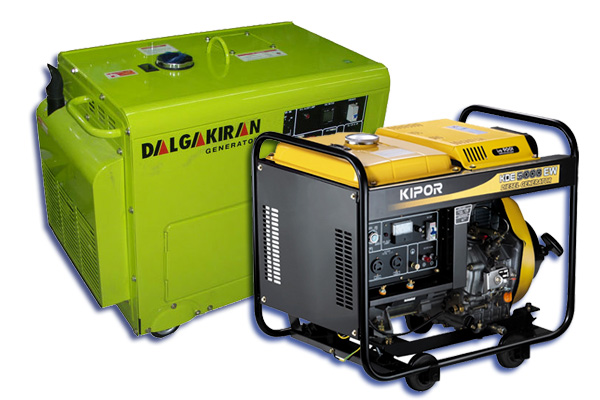 Дизельные генераторы и электростанции в интернет-магазине Укрснаб