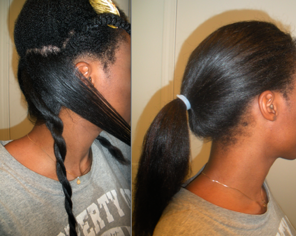 7 Steps To Minimize Damage When Using Heat On Natural Hair