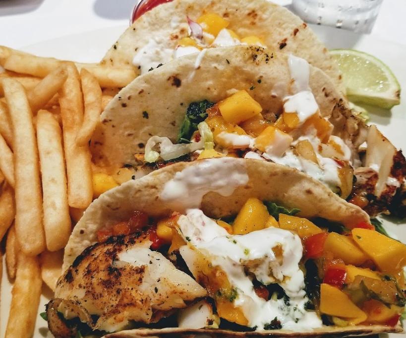 Seafood Restaurant in Brandywine