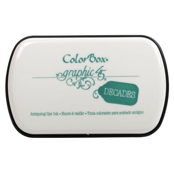 Clearsnap Decades Dye Pad Velvet Teal